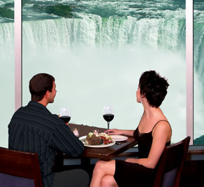Romance Package - Hotel Packages - New Year's Eve Niagara Falls