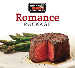 Ruth's Chris Romance Package - Hotel Packages - New Year's Eve Niagara Falls