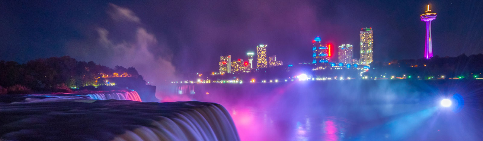 Attractions New Year's Eve Niagara Falls